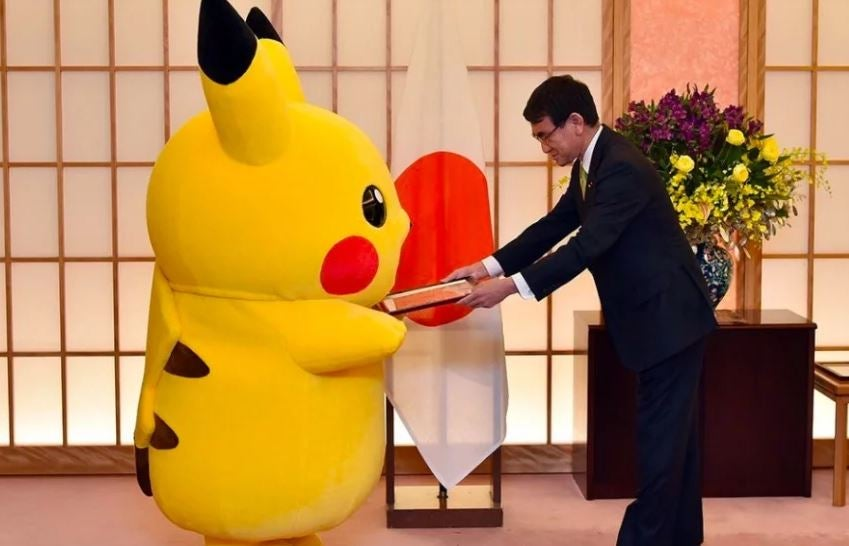 Pikachu Is Now A Cultural Ambassador For Osaka