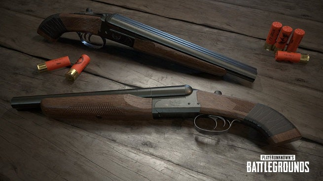 PlayerUnknown Battlegrounds Desert Map, New Weapons Coming
