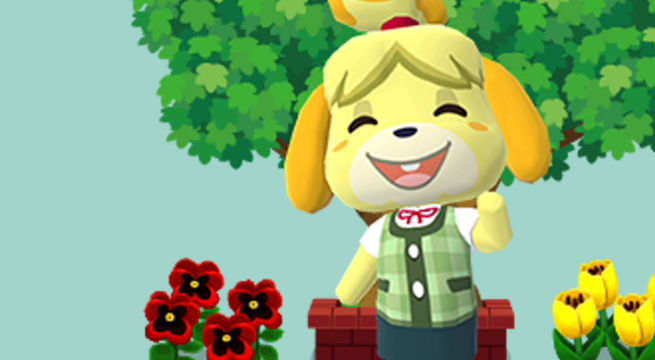 Animal Crossing: Pocket Camp will get gardening, clothes crafting
