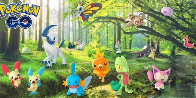 pokemon go gen 3 announcement