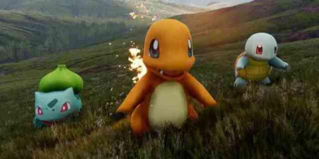 pokemon Unreal Engine