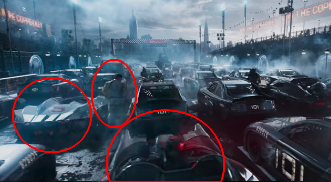 16 'Ready Player One' Trailer Easter Eggs You May Have Missed