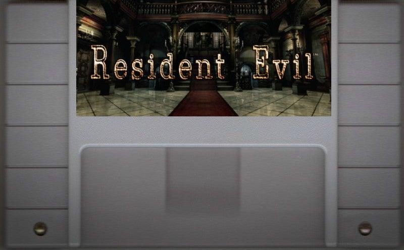 resident evil snes