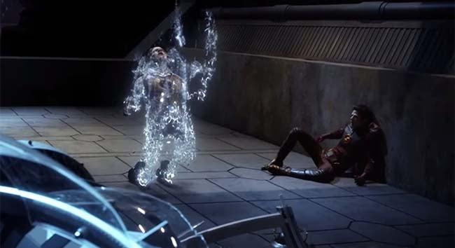 reverse flash death