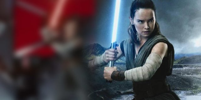 Star Wars: The Last Jedi - Rey Wields Kylo Ren's Lightsaber In New TV Spot