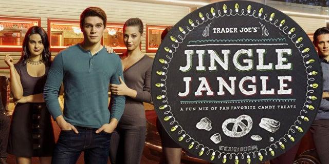 riverdale jingle jangle trader joes