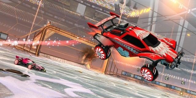 Rocket League Frosty Fest