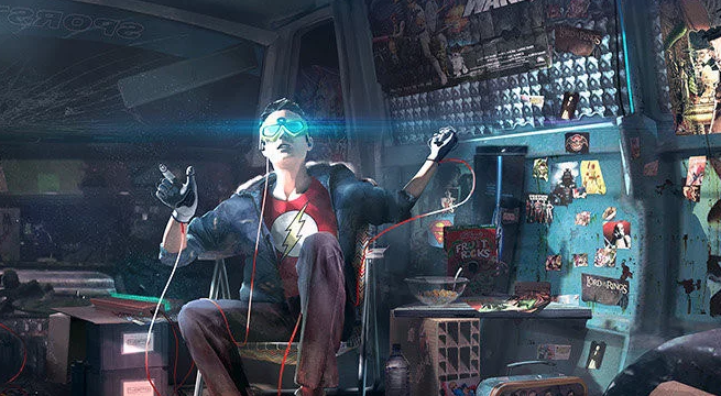 The Internet's Having Some Fun With Ready Player One's New Poster