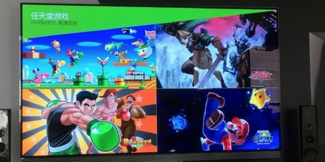 nintendo is bringing wii games to nvidia shield in china