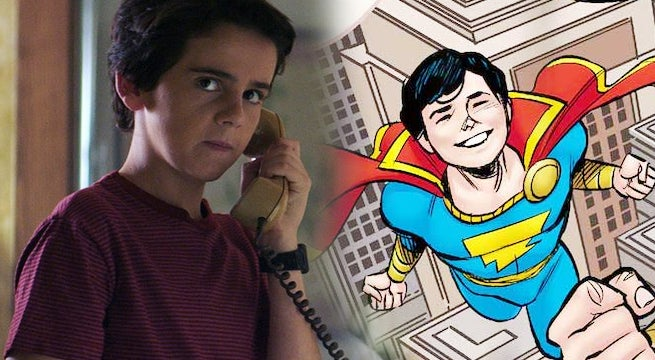 Shazam! Casts IT Actor as DC Comics' Captain Marvel Jr