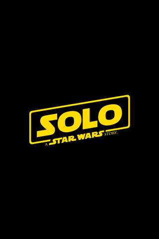 Solo: A Star Wars Story movie poster image
