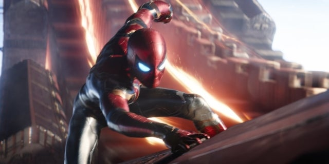 'Avengers: Infinity War' Television Spot Makes Spider-Man an Official Avenger