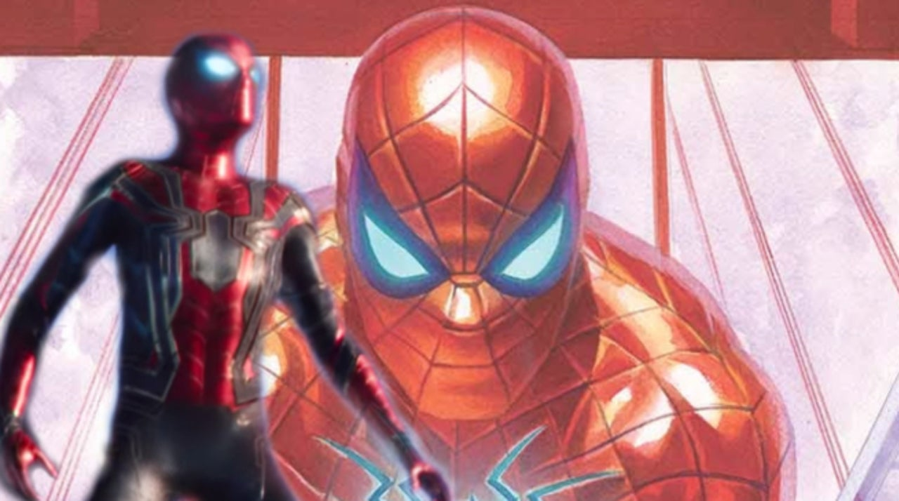 play ultimate spiderman iron spider