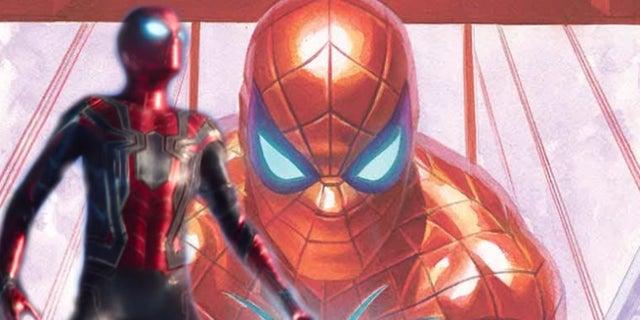 Spider-Man Costume Worldwide Suit Avengers Infinity War