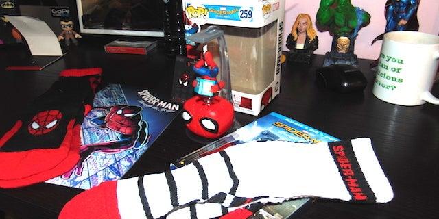 Spider-Man-gift-set