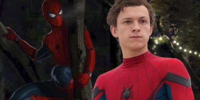 spider man homecoming concept art christmas