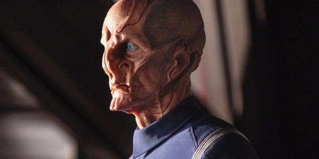 'Star Trek: Discovery' Time-Lapse Video Shows Doug Jones' Transformation into Saru