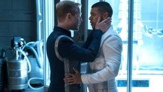 Star Trek Discovery Stamets Culber