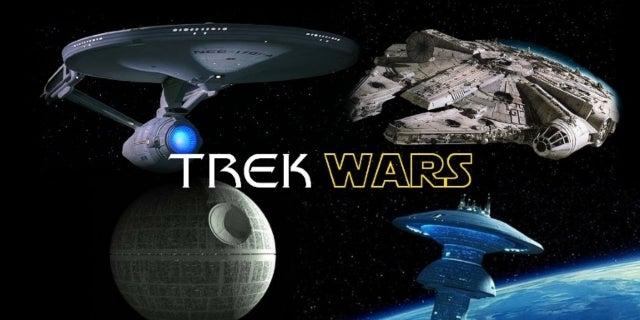Star Trek Star Wars Crossover