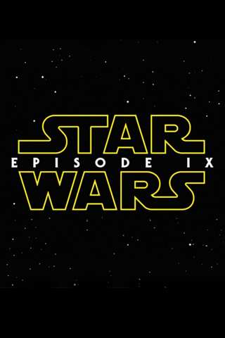 Star Wars: Episode IX movie poster image