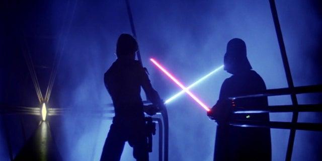 Star Wars Luke Vader