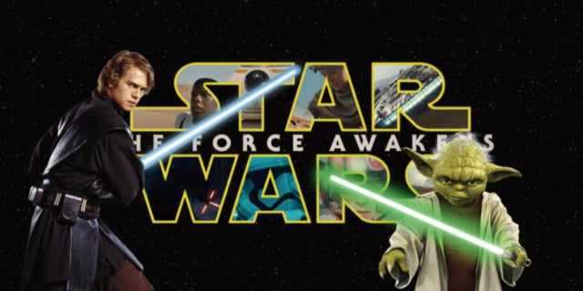 Star Wars prequels The Force Awakens comicbook.com
