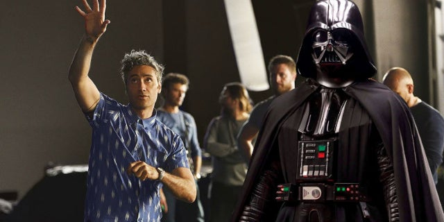 star wars taika waititi kathleen kennedy