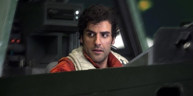 Star Wars The Last Jedi Poe Dameron Oscar Isaac