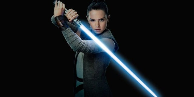 Star Wars The Last Jedi Rey Daisy Ridley