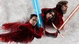Star Wars The Last Jedi Rey Kylo Luke