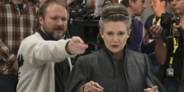 Star-Wars-The-Last-Jedi-Rian-Johnson-Carrie-Fisher