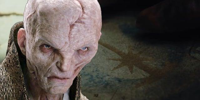 star wars the last jedi snoke origin