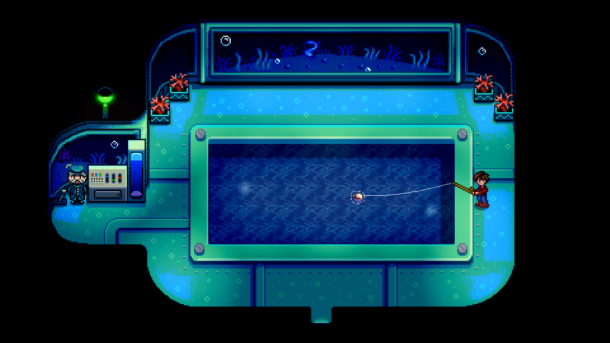 Stardew Valley multiplayer beta coming early 2018, underwater area teased