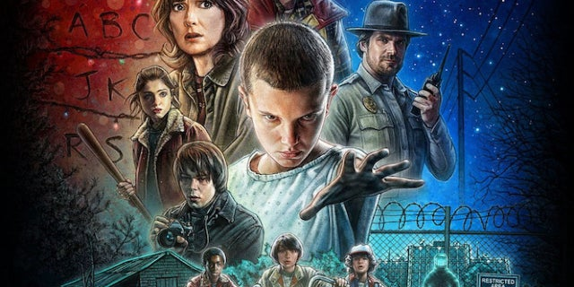 Stranger Things PlayStation VR
