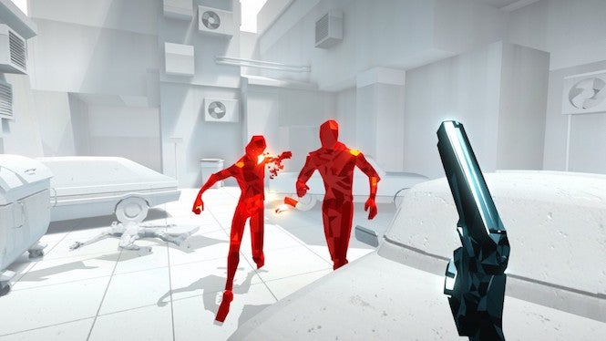 SUPERHOT: MIND CONTROL DELETE Standalone Expansion Comes to Steam Early Access Today