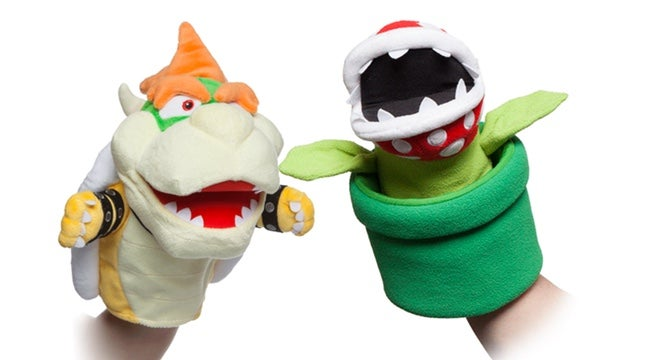 super-mario-hand-puppets