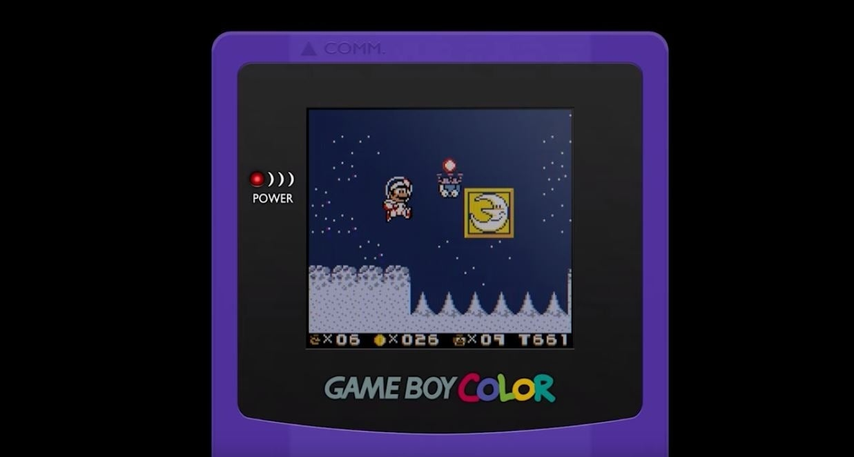 Super Mario Land 2 Gets Colourful New Fan-Made Remake