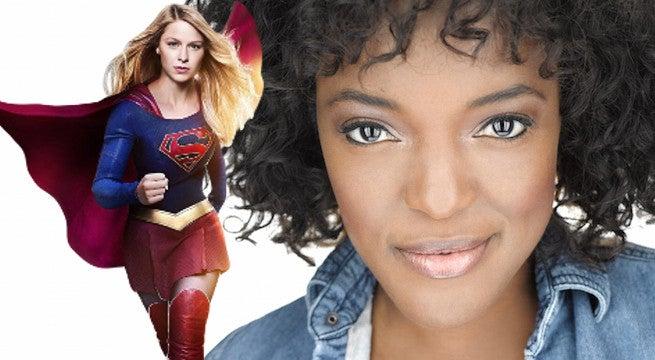 supergirl casting