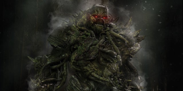 Swamp Thing by IronKlad Studios