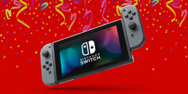 switch sales