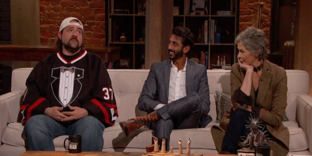 Talking Dead Kevin Smith