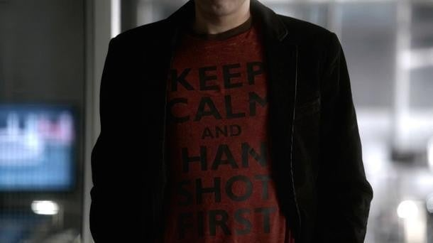 the flash cisco ramon vibe keep calm and han shot first