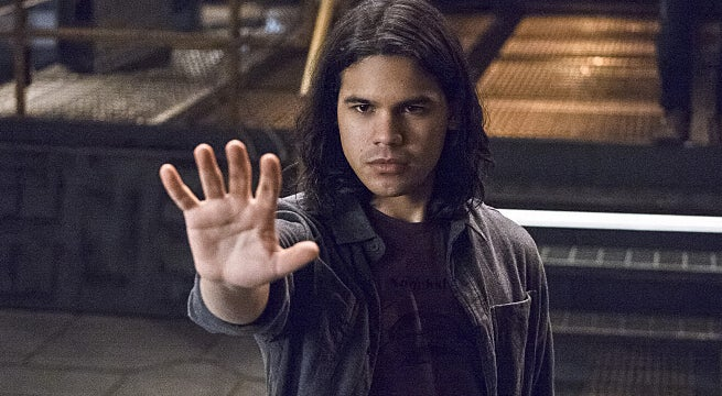 the flash season 2 cisco