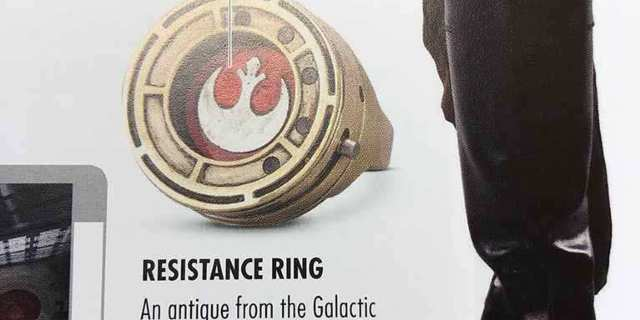Rose S Ring In Star Wars The Last Jedi Goes Back To The