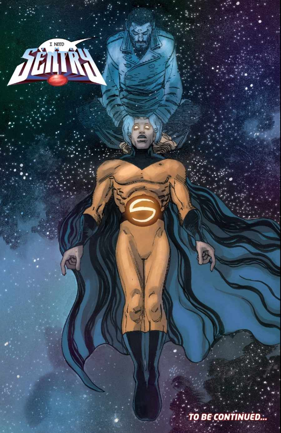 The Sentry Doctor Strange