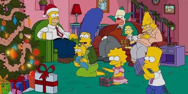 the simpsons nightmare after krustmas