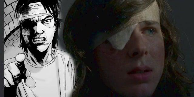 The Walking Dead Carl Death Survival Fan Theories