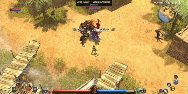 Titan Quest Returning To Consoles