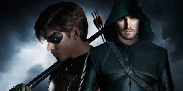 Titans Arrow Crossover