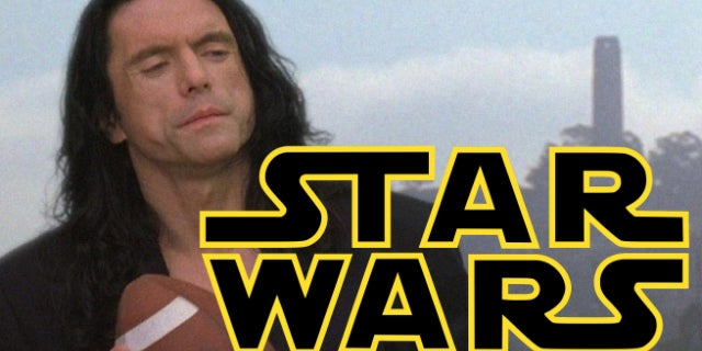 tommy wiseau star wars